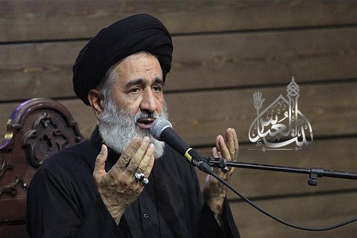 استاد سید حسن احمدی اصفهانی