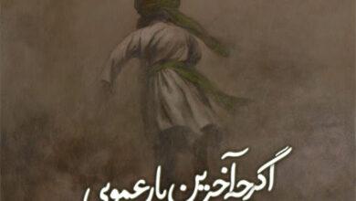 تصویر روضه حضرت عبدالله ابن حسن