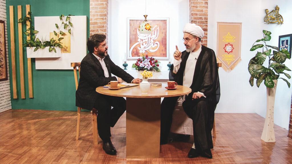 برنامه کافه پرسش قسمت 57 با اجرای سید حسنین موسوی و کارشناس شیخ حسن یوسفی