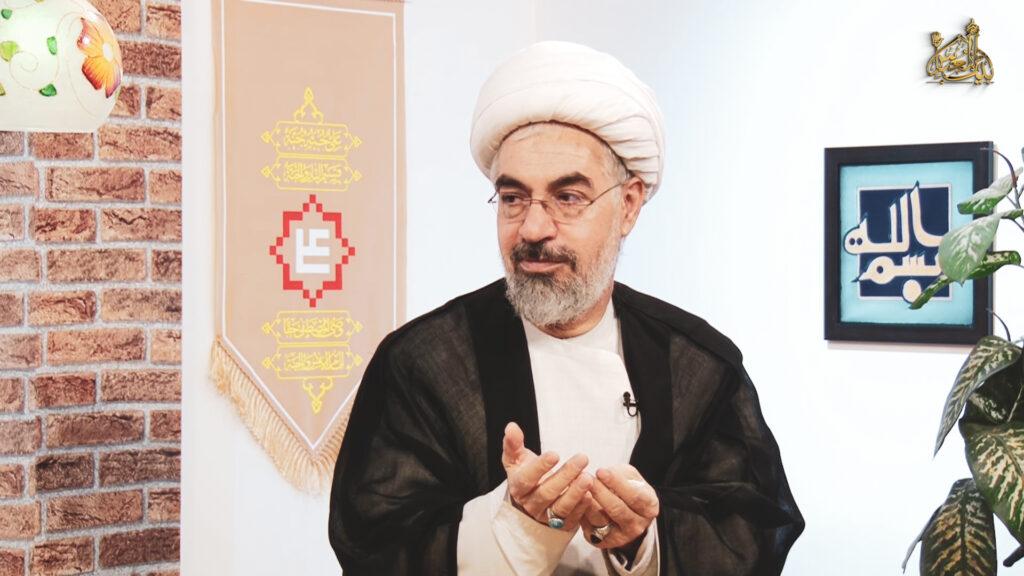 برنامه کافه پرسش کارشناس شیخ حسن یوسفی