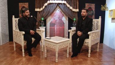 تصویر روز حسین قسمت دوم | روضه خانوم حضرت رقیه