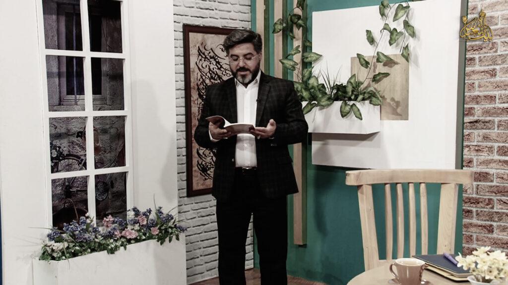 سید حسنین موسوی برنامه کافه پرسش قسمت پنجاه و هفت