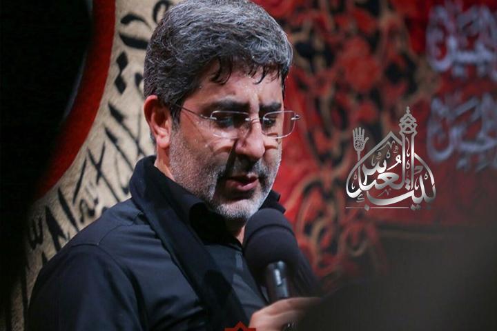 محمد رضا طاهری روضه حضرت علی اکبر