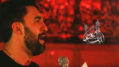 تصویر حمید علیمی روضه حضرت علی اکبر