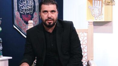 تصویر روضه اصحاب امام حسین علیه السلام | برنامه روز حسین _ ۳