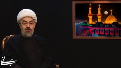 تصویر حجت الاسلام و المسلمین شیخ محمد حسن یوسفی