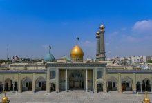 تصویر زندگی نامه حضرت عبدالعظیم حسنی علیه السلام