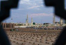 تصویر کی گفته که بی حرمه – حسین پویانفر – ویژه تخریب بقیع
