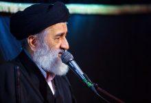 تصویر سخنرانی سید حسن احمدی اصفهانی | واقعه ای بعد از عید غدیر خم