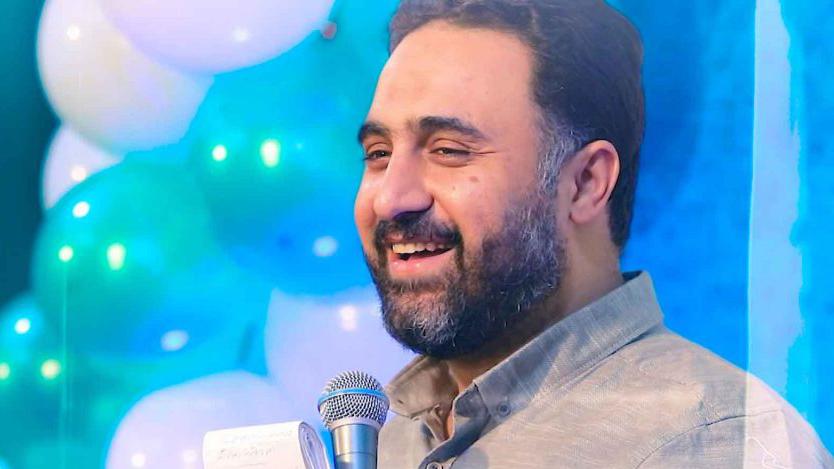 سرود این دلم داره هوای نجف | عید غدیر | محمد فصولی