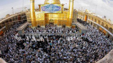 تصویر ده عمل و  دعا که در روز عید غدیر سفارش شده است