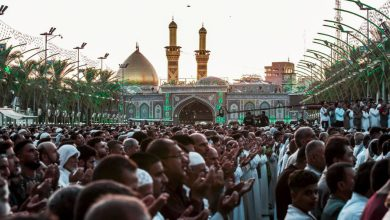 تصویر نماز و اعمال عید قربان