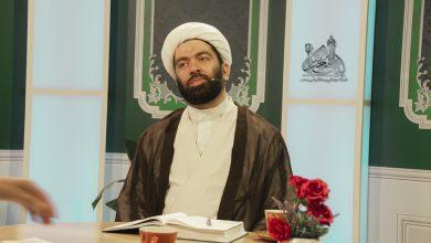 تصویر معرفی امام علی توسط پیامبر اکرم   برنامه کافه پرسش قسمت 258