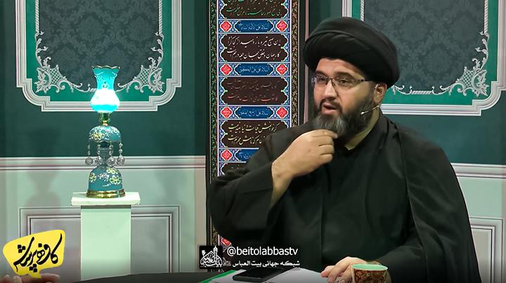 تصویر چرا بعضی مؤافق زیارت اربعین امام حسین نیستند؟! | کافه پرسش قسمت 302