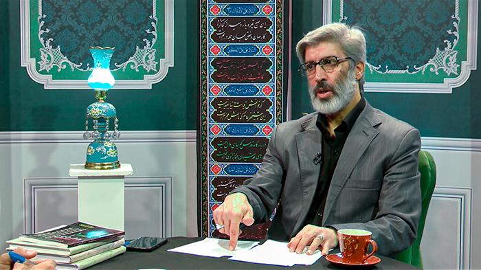 تصویر کارگردان واقعی مجالس امام حسین اهل بیت هستند. | کافه پرسش 309